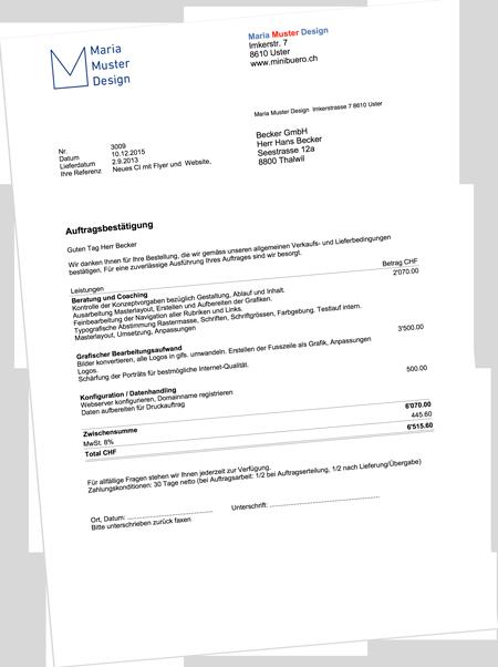 Einfach Gerne Rechnungen Schreiben Bachmann Support Gmbh