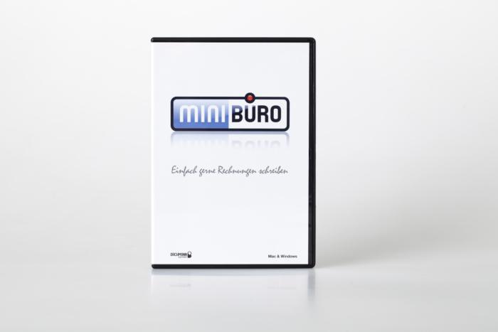 MiniBüro CD Box